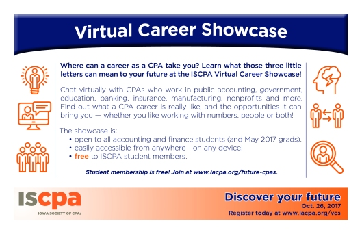 Virtual Career Showcase - Workshop